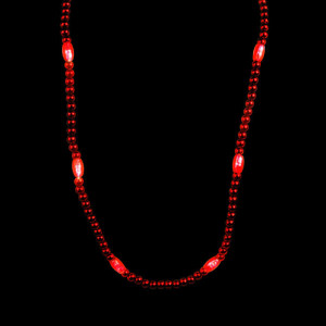 30 Inch Light Up Bead Necklace