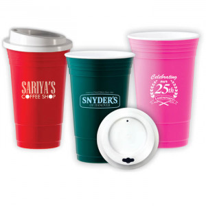 Double Wall 18oz Tumblers