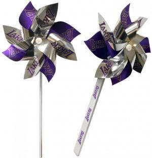 7 inch Pinwheels with 8 Leaves