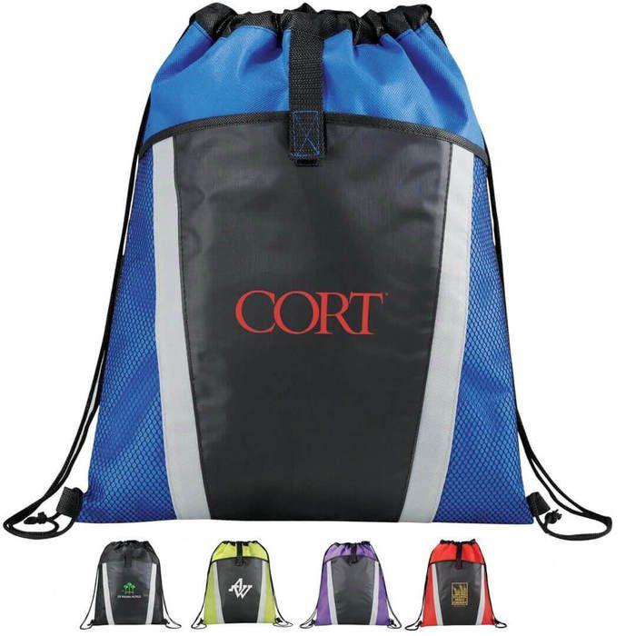 Vortex Drawstring Bags