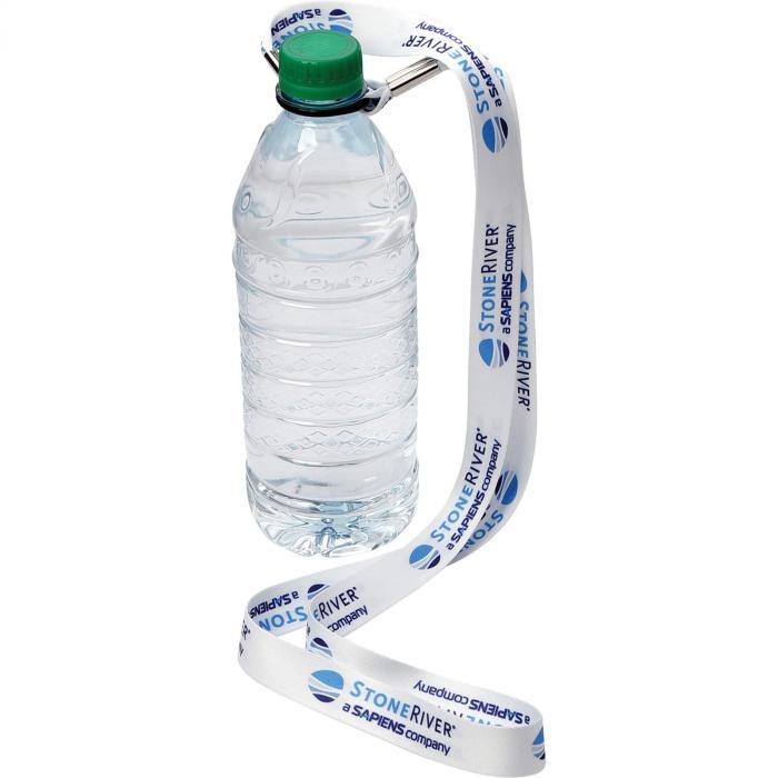 """0.75"""" Lanyard w/ Bottle Holder"""