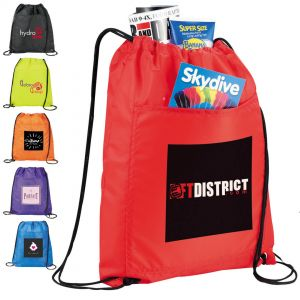 Amphitheater Cinch Cooler Lunch Bags
