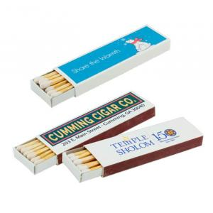 3 Inch Wood Match 12 Pack