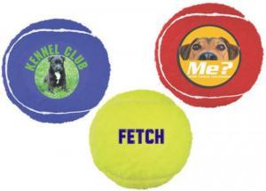 Pet Tennis Balls