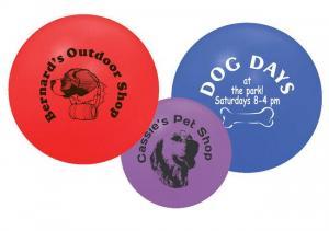 Squeaky Pet Playballs
