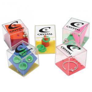 Cube Puzzles Asst