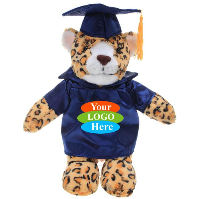 """Leopard in Graduation 8"""""""