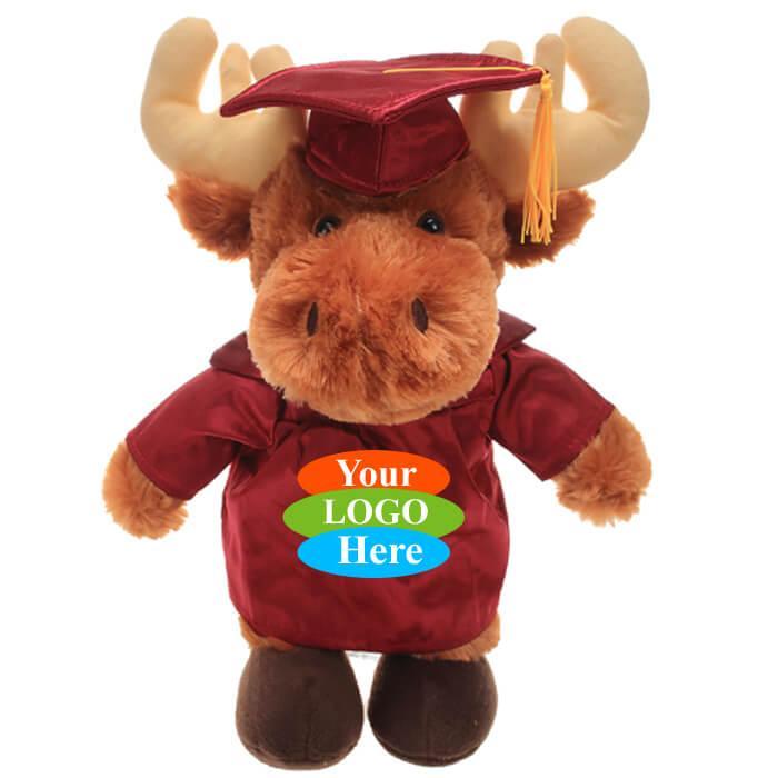 "Moose in Graduation 8"""