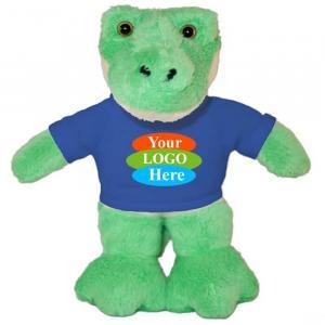"""Alligator in T-Shirt 8"""""""