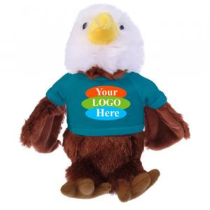 Eagle in T-shirt 8""