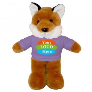 "Fox in T-shirt 8"""