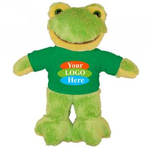 Frog in T-shirt 8""