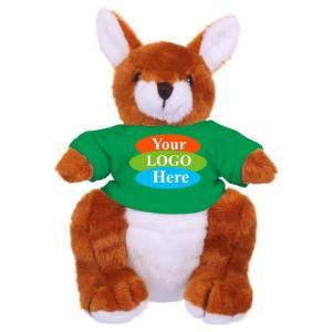 """Kangaroo in T-shirt 8"""""""