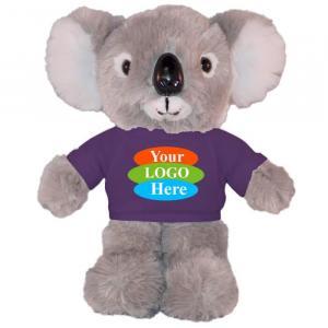 """Koala in T-shirt 8"""""""
