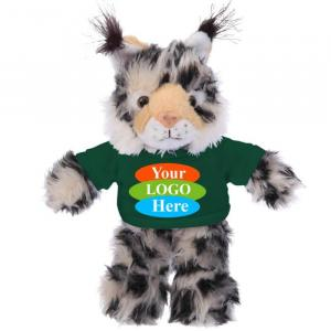 "Lynx in T-shirt 8"""