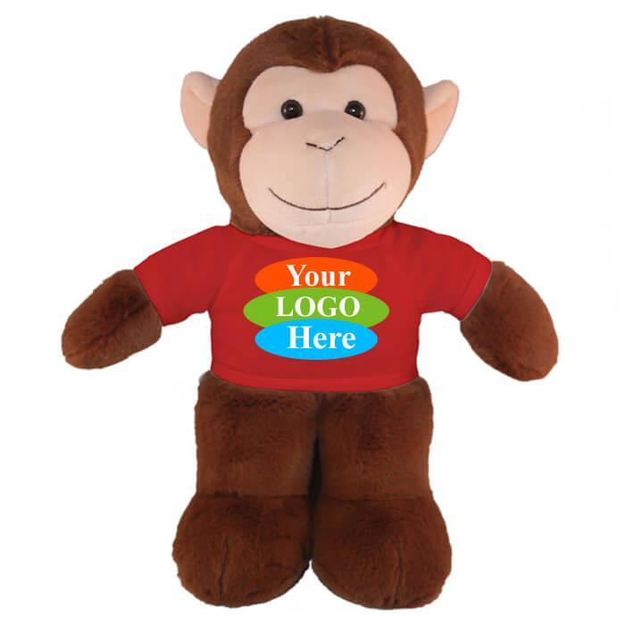"""Monkey in T-shirt 12"""""""
