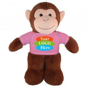 """Monkey in T-shirt 8"""""""