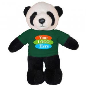 "Panda in T-Shirt 8"""