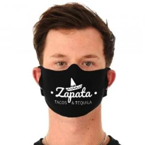 Lightweight Jersey Fabric Face Cover