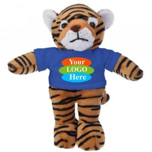 """Tiger in T-shirt 8"""""""