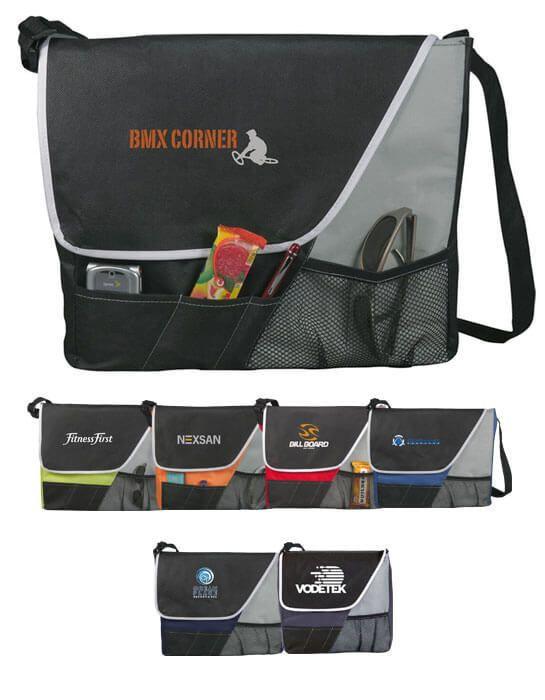 Rhythm Messenger Bags