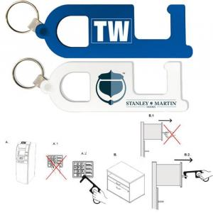 Hands Free Key Chain 1.75X5