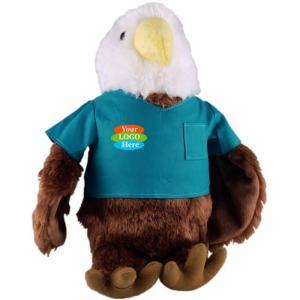 """Eagle in Scrub Shirt 8"""""""