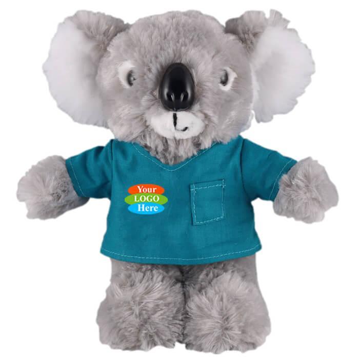 """Koala in Scrub Shirt 8"""""""