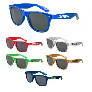 Metallic Colored Iconic Sunglasses