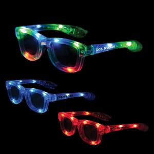 Light Up Iconic Glasses
