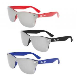 Mirrored Iconic Glasses - Assorted Colors