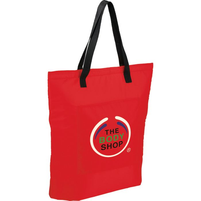 Superstar Cooler Tote Lunch Bags - Red