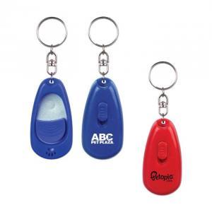 Pet Training Clicker Keychain