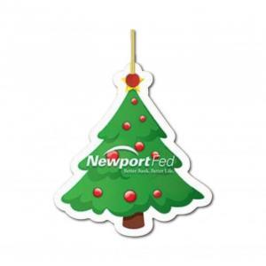 Plastic Ornament Christmas Tree