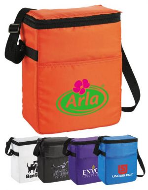12 Pack Budget Cooler Lunch Bags