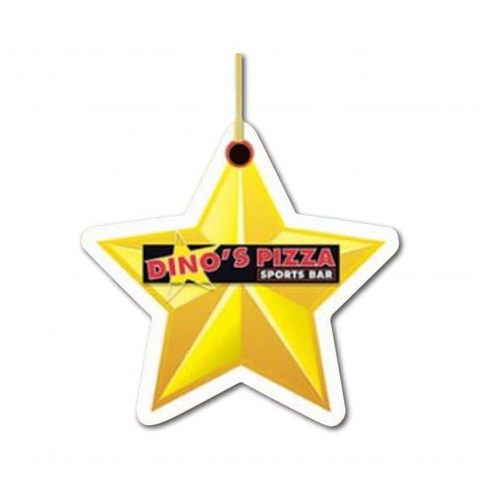 Plastic Ornament Star