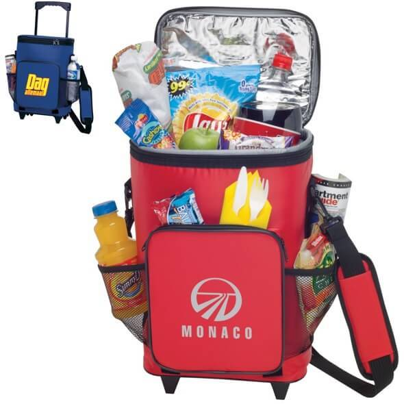 18 Can Roller Lunch Bags