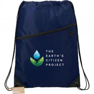 Robin Recycled Drawstring Bag