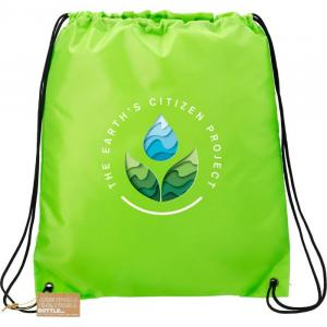 Oriole Recycled Drawstring Bag