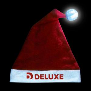 Santa Hat Light Up