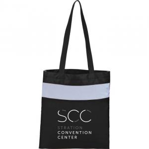 Reflective Convention Tote