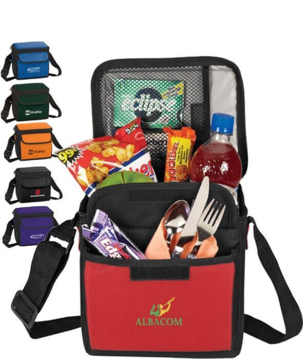 6 Can Cooler Lunch Bags