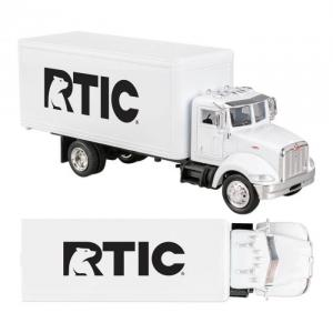 1/43 Scale Replica Peterbilt Model 335 Box Truck