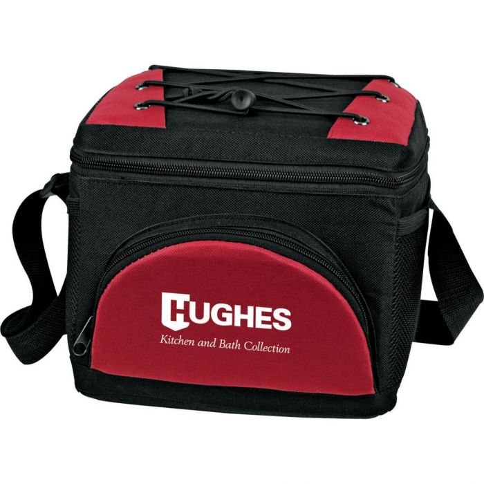 Commuter Lunch Bags - Red