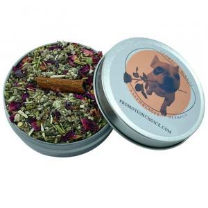 1oz Organic Smoking Herbal Blend