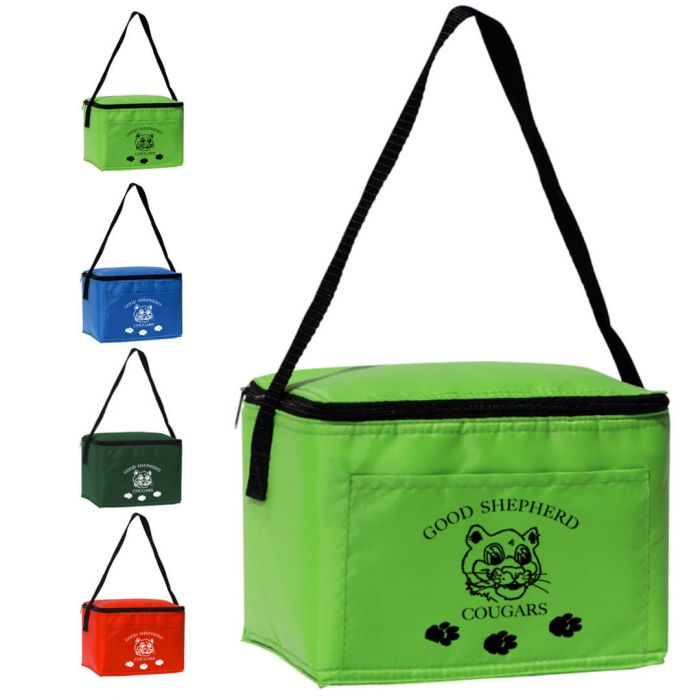 Six Pack Coolers Lunch Bags