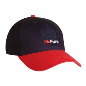 Structured Brushed Cotton with Contrast Visor