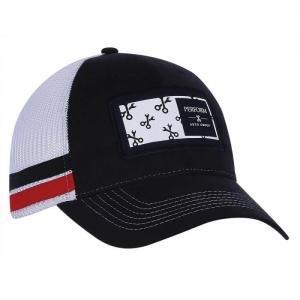Structured Trucker with Side Taping