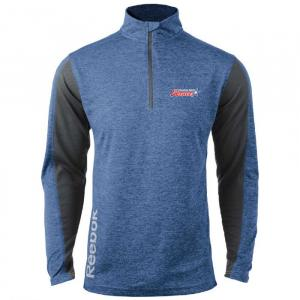 Reebok Crossover Quarterzips for Men