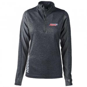 Reebok Crossover Quarterzips for Women
